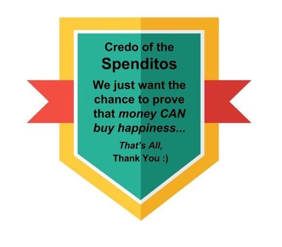 Credo of the Spenditos - FInal Logo