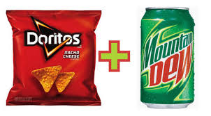 Careful You Don't CHOKE on this Latest Taco Taste Creation From Doritos!