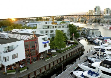 Granville Island Hotel… The Jewel in the Heart of the Vancouver's False Creek