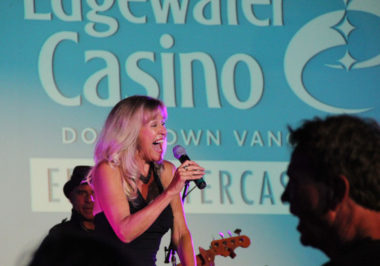R&B ALLSTARS FUNK iT UP at the Edgewater Casino