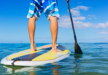 What'SUP with Paddleboarding?