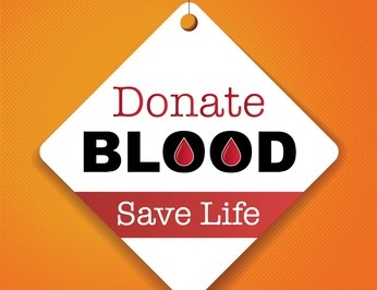 Give Blood, Sweat & Money to Save More Lives Everyday!