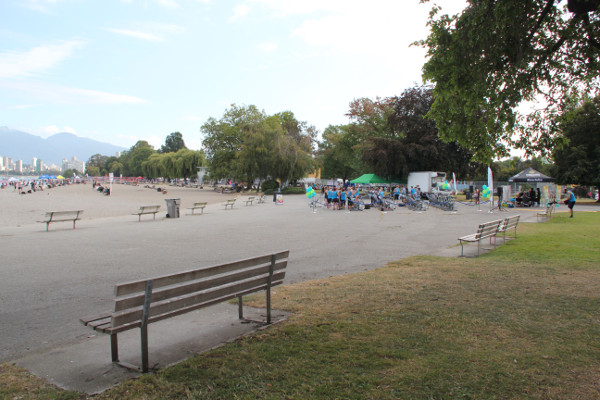 NoiseFest Loudness Blows Away People at Kits Beach?