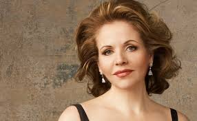 Renee Fleming Rocks the House with the American Anthem at Superbowl 2014