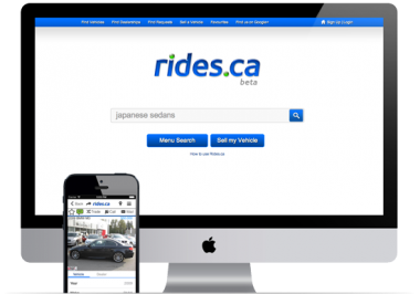 Take Rides.ca For Test Drive When Looking for Your Next Vehicle