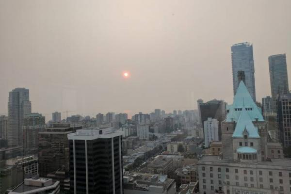Vancouver Air Quality is Worse Than Beijing? » Spendit Com