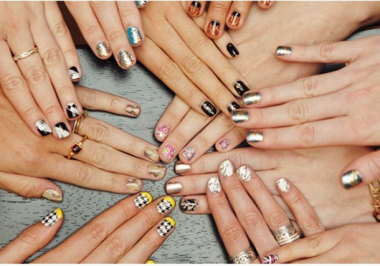 North American Women Spend $768 Million on Nail Polish Each Year… Yeah, That Would Be About Right!