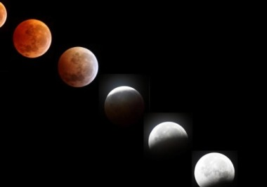 Next Lunar Eclipse 2033, let's hope it's a clear night sky again